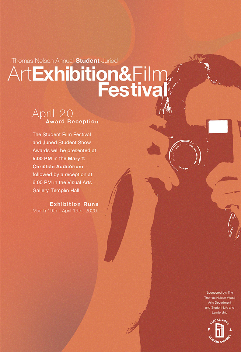 Student Exhibition Poster